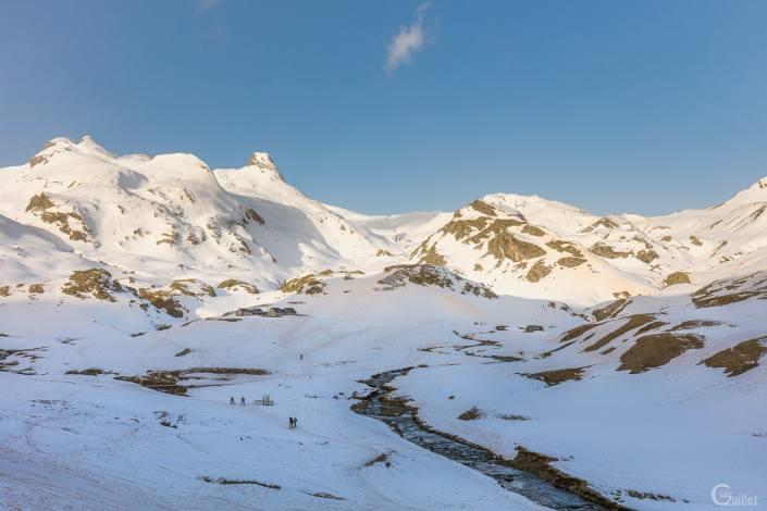 domaine skiable du Pourtalet