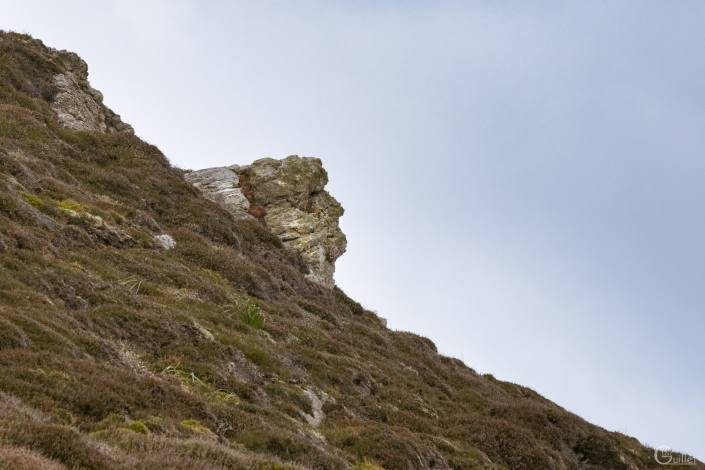 Crozon : Rocher mystérieux de Gaoulac'h