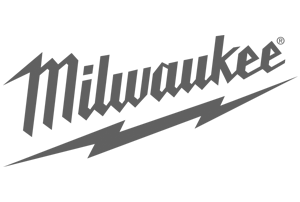 Milwaukee greyscale logo