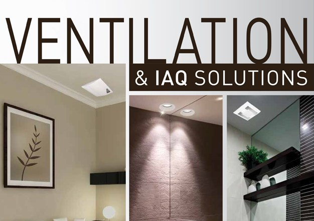 Panasonic ventilation catalogue