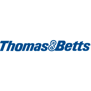 Thomas & Betts colour logo
