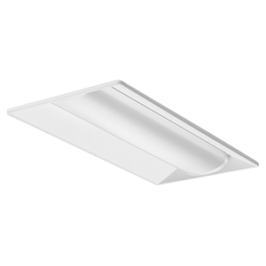 recessed led troffer lighting