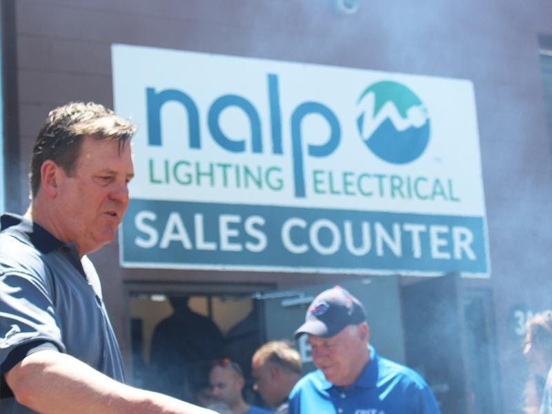Cookin' In The Sun at NALP