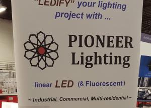 Pioneer lighting