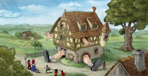 Nalice-maison