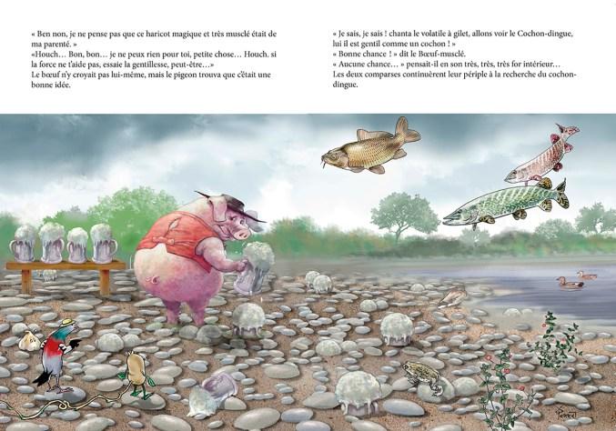 Cochon dingue