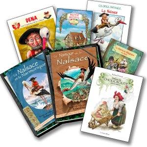 Livres, brochures, cahiers de coloriage