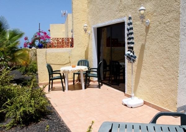 Apartment Terrasse Surfcamp La Pared Fuerteventura