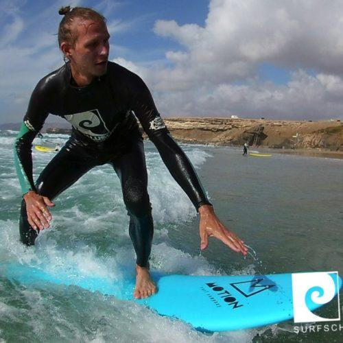 Surfkurse 1.-14. September 2017