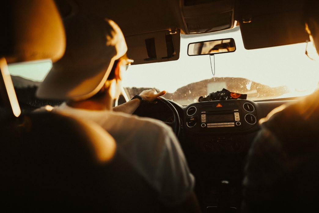 Anreise mit dem Mietwagen - Nalusurf Fuerteventura