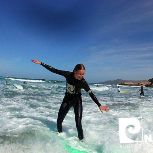 Surfschule auf Fuerteventura - Surfen lernen im Paradie