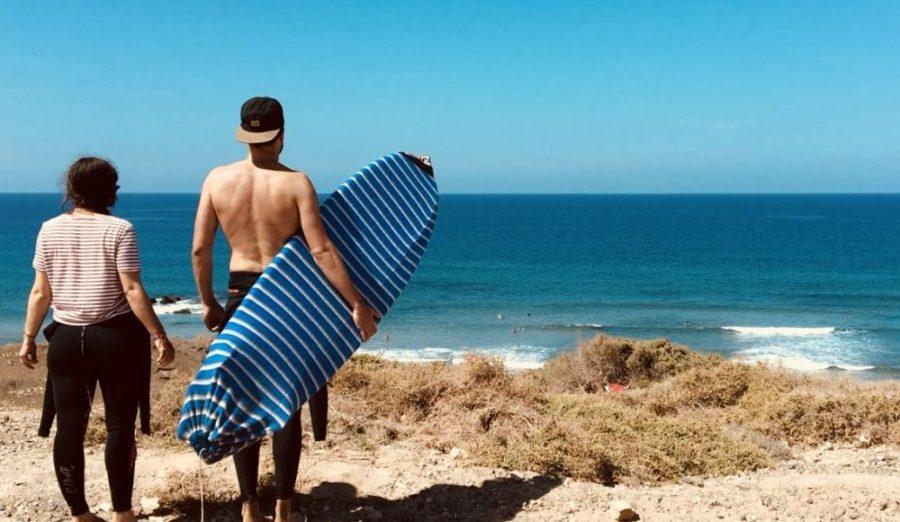 Local-Surf Strand von La Pared
