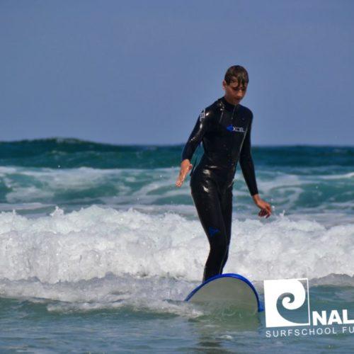 Nalusurf Surfschule Fuerteventura - Surfkurs August 2018Nalusurf Surfschule Fuerteventura - Surfkurs August 2018