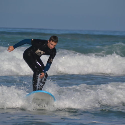 Nalusurf Surfschule und Surfcamp Fuerteventura - Surfkurs in La Pared - November 2018