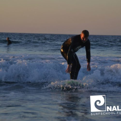 Nalusurf Surfschule und Surfcamp Fuerteventura - Surfkurs in La Pared - Dezember 2018