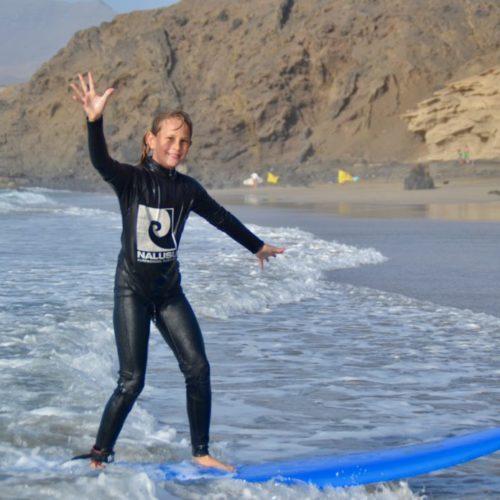 Surfkurs Fuerteventura - Nalusurf La Pared