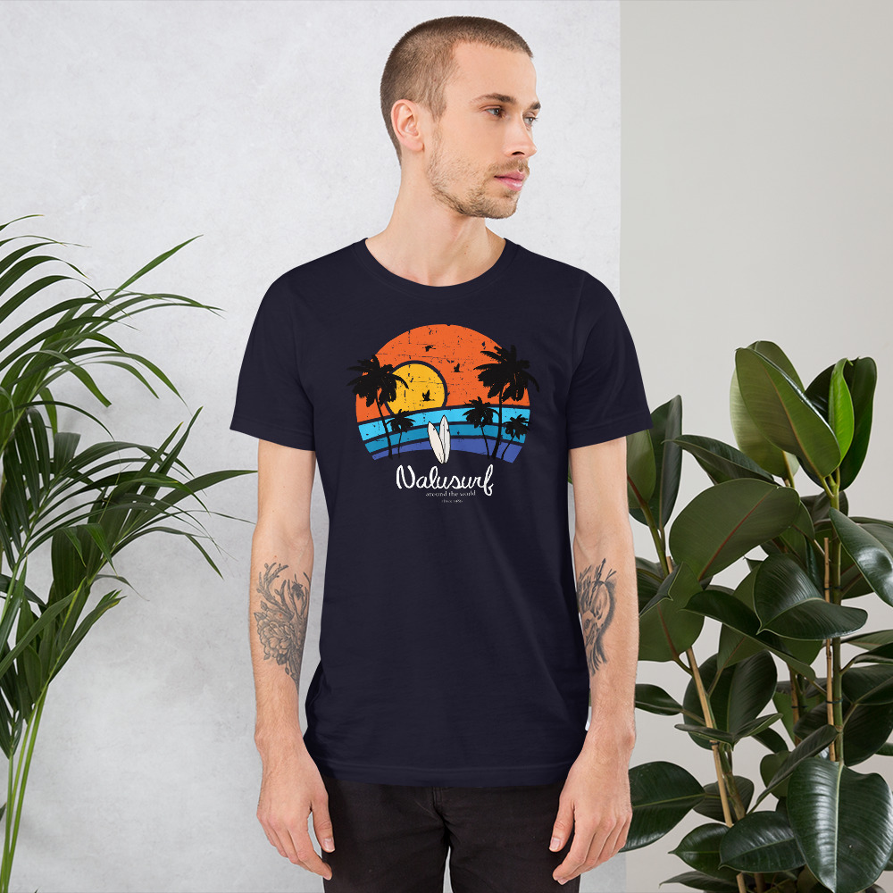 Herren Organic Shirt Nalusurf Endless Summer