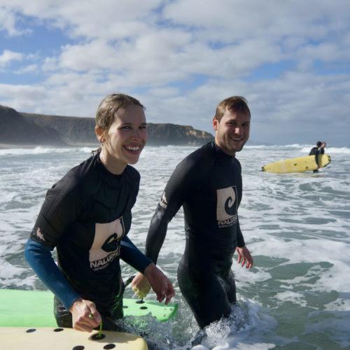 Surfkurs La Pared Fuerteventura Nalusurf 2020