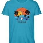 Herren Summer Sunset II - Herren Premium Organic Shirt-6885