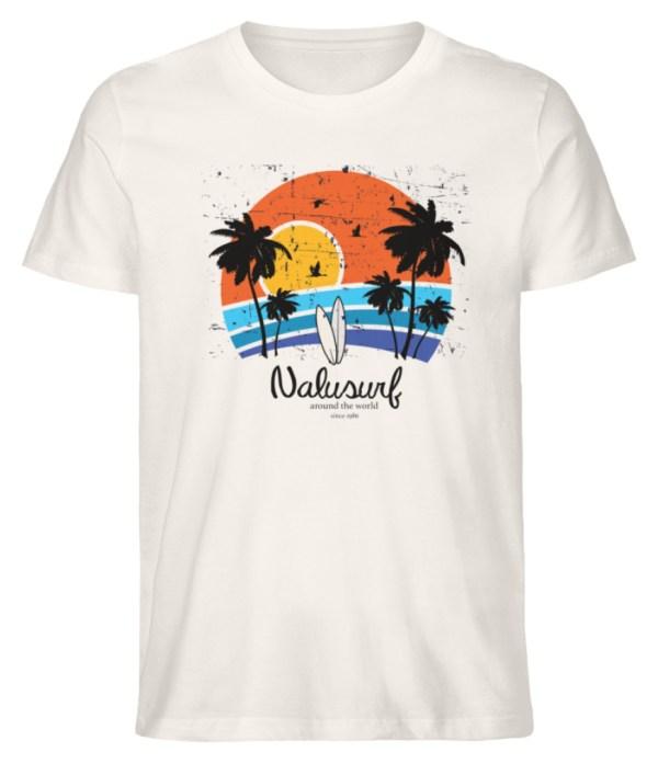 Herren Summer Sunset II - Herren Premium Organic Shirt-6881