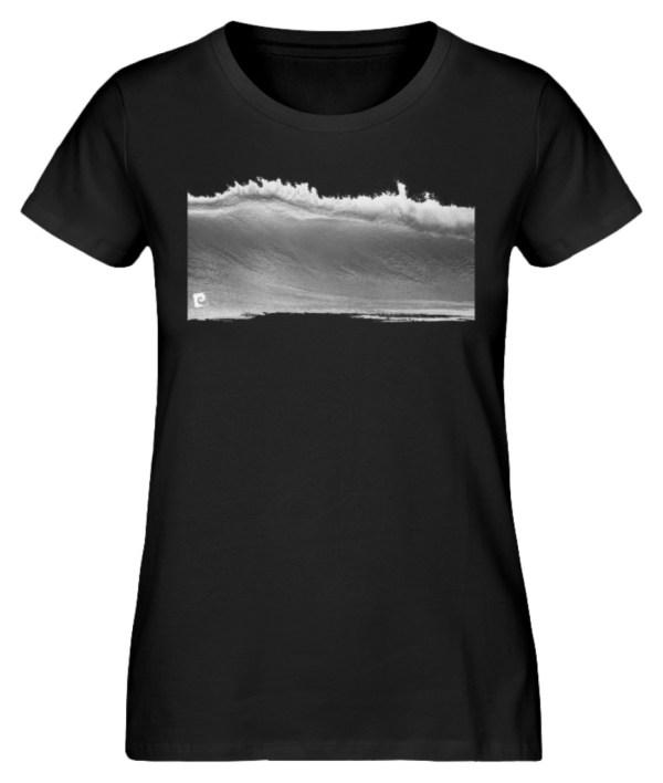 My Wave - Damen Premium Organic Shirt-16