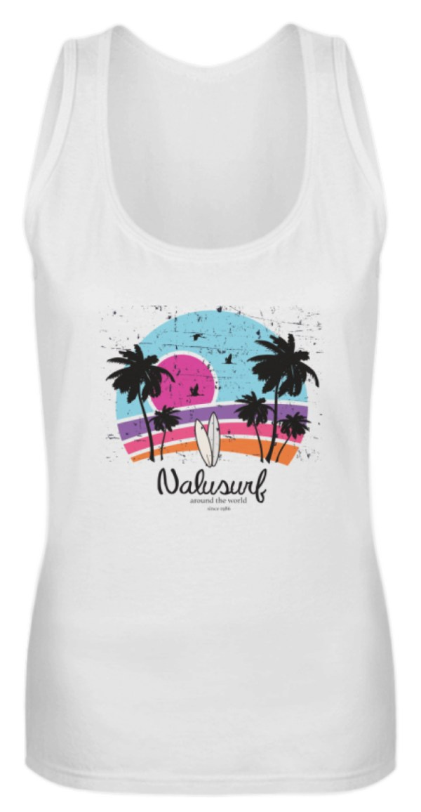 90-s Dream II - Frauen Tanktop-3