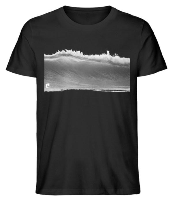 My Wave - Herren Premium Organic Shirt-16