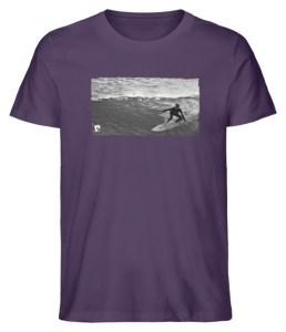 Down the line - Herren Premium Organic Shirt-6884