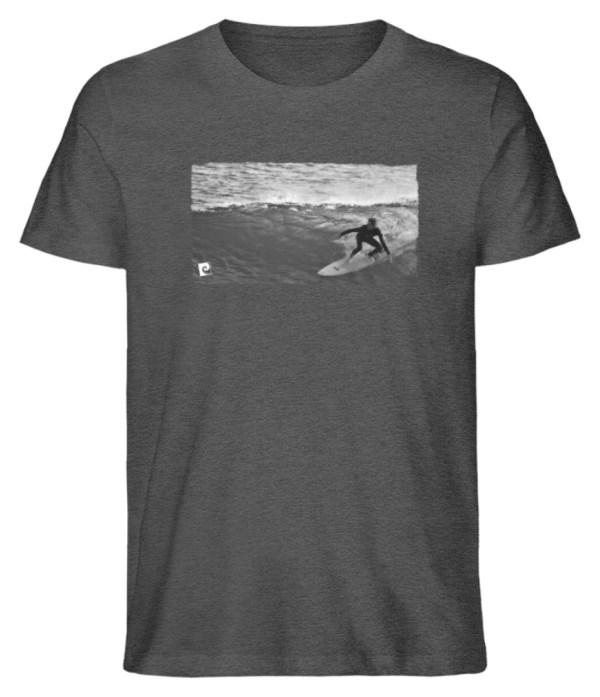 Down the line - Herren Premium Organic Shirt-6898