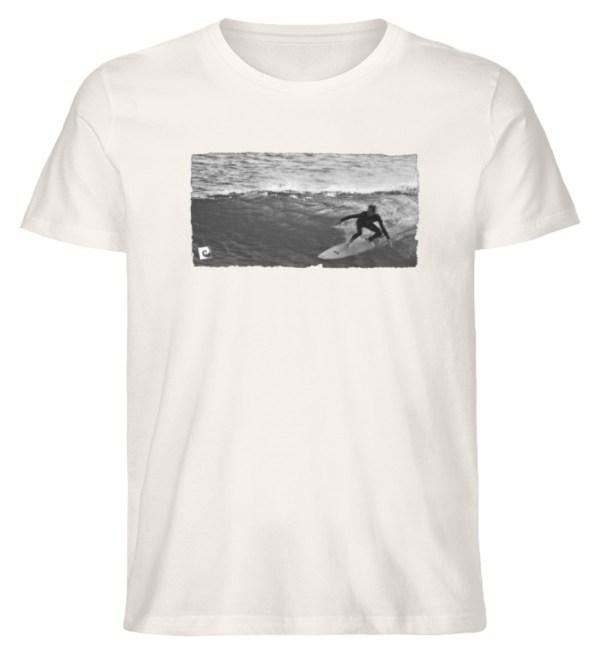 Down the line - Herren Premium Organic Shirt-6881