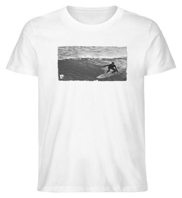 Down the line - Herren Premium Organic Shirt-3