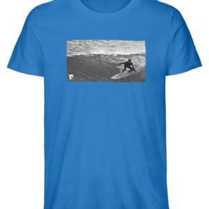 Down the line - Herren Premium Organic Shirt-6886