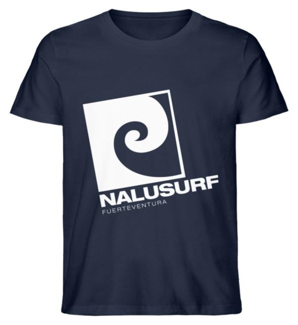 Nalusurf Fuerteventura II - Herren Premium Organic Shirt-6887