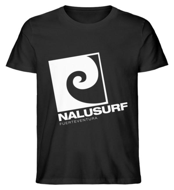 Nalusurf Fuerteventura II - Herren Premium Organic Shirt-16