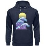 Wave of Life - Unisex Organic Hoodie-6887