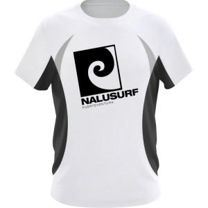 Nalusurf Fuerteventura Sport - Herren Laufshirt tailliert geschnitten-6757