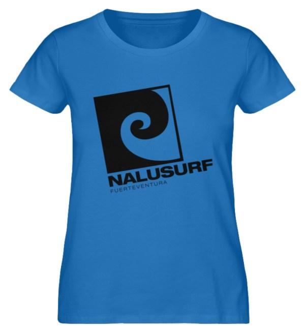 Nalusurf Fuerteventura - Damen Premium Organic Shirt-6886