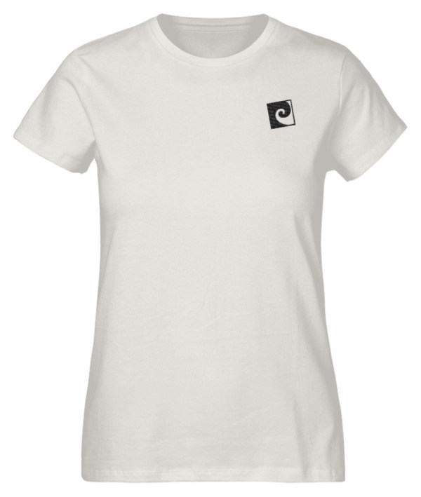 Textil Stick Nalu II - Damen Premium Organic Shirt mit Stick-6780