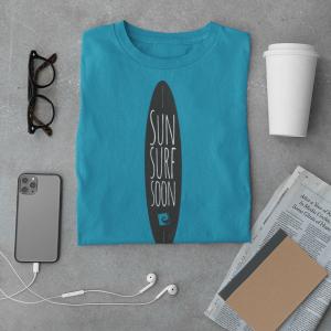 Sun Surf Soon Shirt Herren
