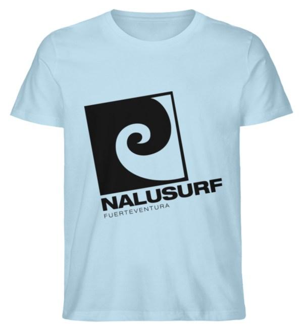 Nalusurf Fuerteventura - Herren Premium Organic Shirt-6888