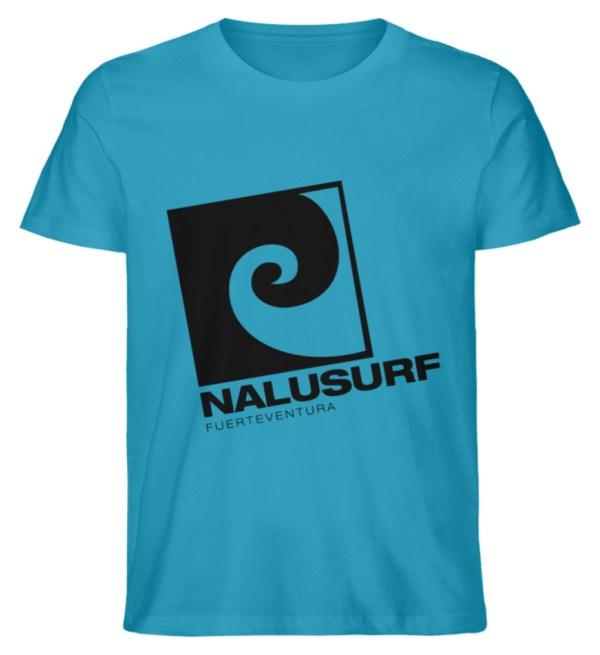 Nalusurf Fuerteventura - Herren Premium Organic Shirt-6885