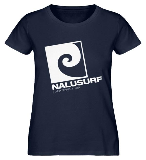 Nalusurf Fuerteventura II - Damen Premium Organic Shirt-6887