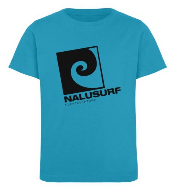 Nalusurf Fuerteventura - Kinder Organic T-Shirt-6885