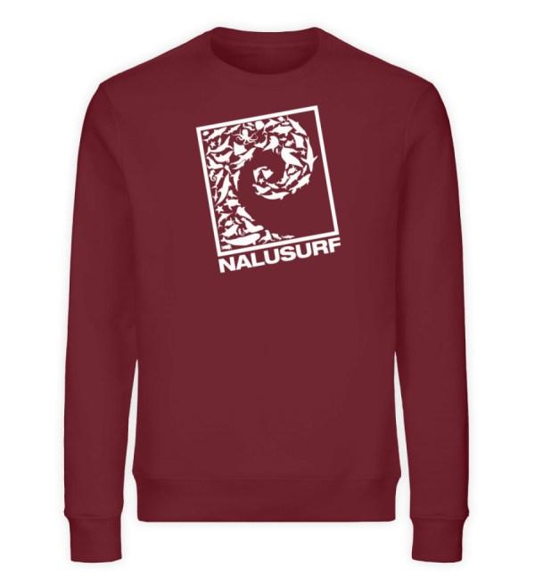 Nalusurf Ocean Life II - Unisex Organic Sweatshirt-6883