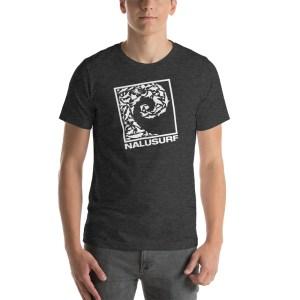 Herren Organic Shirt Nalusurf Ocean Life