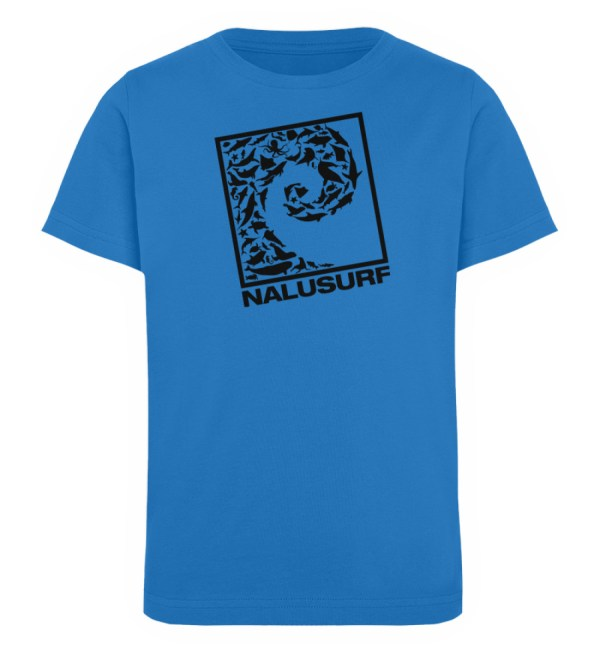 Nalusurf Ocean Life - Kinder Organic T-Shirt-6886