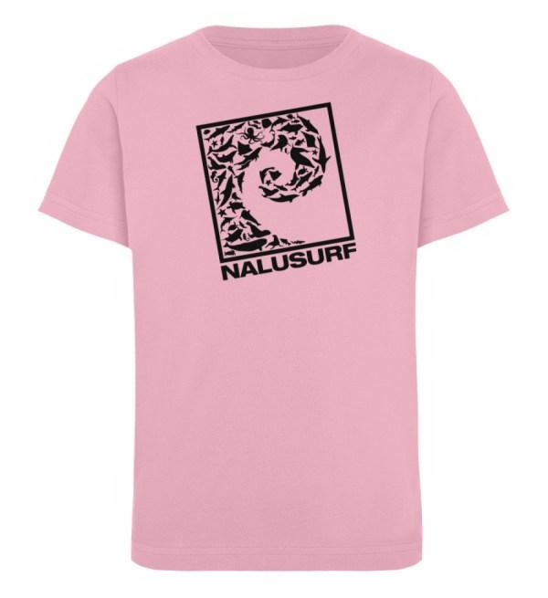 Nalusurf Ocean Life - Kinder Organic T-Shirt-6903