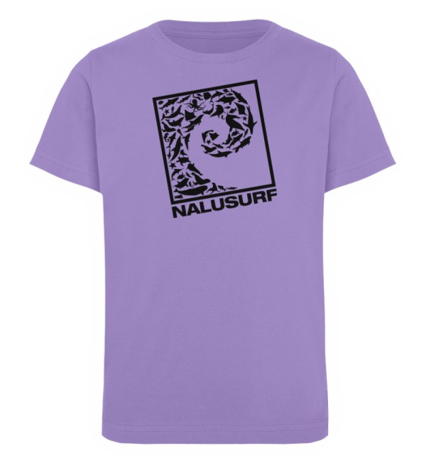 Nalusurf Ocean Life - Kinder Organic T-Shirt-6904