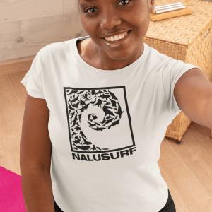 Nalusurf Ocean Life Damen Shirt