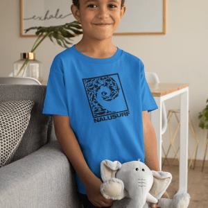 Kinder Shirt Jungen Nalusurf Ocean Life Welle